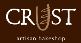 Crust Bakeshop logo