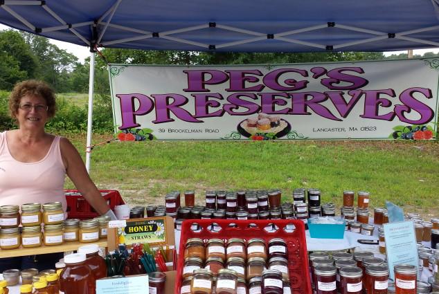 Peg's Preserves